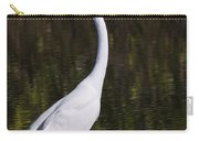 Like A Great Egret Monument Carry-all Pouch