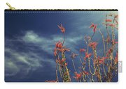 Like Flying Amongst The Clouds Carry-all Pouch