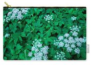 Like Queen Annes Lace Carry-all Pouch