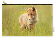 Lil' Hunter - Red Fox Cub Carry-all Pouch