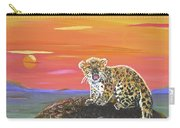 Lil' Leopard Carry-all Pouch