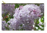 A Lighter Shade Of Lilac Carry-all Pouch