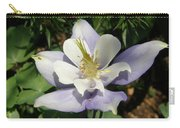 Lilac Columbine Carry-all Pouch
