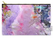 Lilac Goldfish Carry-all Pouch