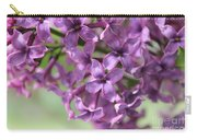Lilac Meditation Aroma Carry-all Pouch