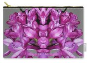 Lilac Twins Carry-all Pouch
