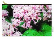 Lilacs After The Rain Carry-all Pouch