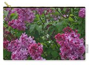 Lilacs At Hulda Klager Lilac Garden Carry-all Pouch