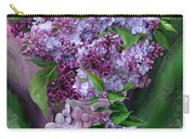 Lilacs In Lilac Vase Carry-all Pouch