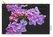 Lilacs - Perfumed Dreams Carry-all Pouch