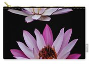 Lilies In Black Carry-all Pouch