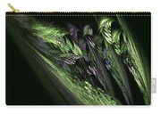 Lilies Of The Fractal Valley Carry-all Pouch