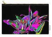 Lilies Pop Art Carry-all Pouch