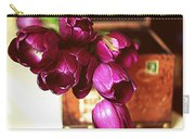Lilies To Go Carry-all Pouch