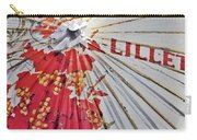 Lillet Parasol Carry-all Pouch