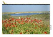 Lillies By The Lake Carry-all Pouch