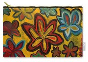 Lillies In Space Carry-all Pouch