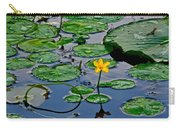 Lilly Pad Pond Carry-all Pouch