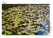 Lilly Pads Carry-all Pouch