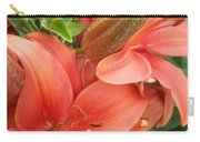 Lillys And Buds 3 Carry-all Pouch