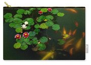 Lily 0147 - Colored Photo 1 Carry-all Pouch