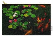 Lily 0147 - Pastel Pencil 1 Sl Carry-all Pouch