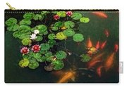Lily 0147 - Watercolor 1 Sl Carry-all Pouch