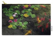 Lily 0147 - Watercolor 2 Sl Carry-all Pouch