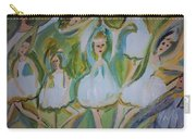 Lily Allegro Ballet Carry-all Pouch
