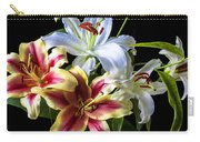 Lily Bouquet Carry-all Pouch