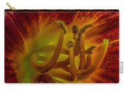 Lily Closeup Carry-all Pouch