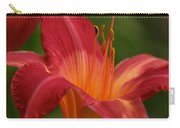 Lily In The Morning Carry-all Pouch