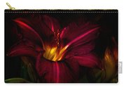 Lily Number Nine Carry-all Pouch by Bob Orsillo