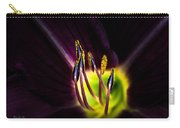 Lily Of The Forest Carry-all Pouch