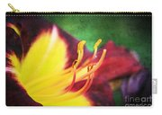 Lily On Vintage Carry-all Pouch