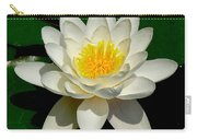Lily Pad Blossom Carry-all Pouch