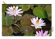 Lily Pad Haven Carry-all Pouch