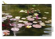 Lily Pads In The Fountain Carry-all Pouch
