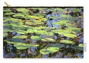 Lily Pads In The Swamp Carry-all Pouch