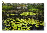 Lily Pads On Lake Carry-all Pouch