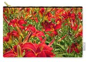 Lily Patch Carry-all Pouch