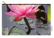 Lily Pink Carry-all Pouch