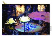 Lily Pond Fantasy Carry-all Pouch