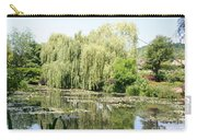 Lily Pond In Monets Garden Carry-all Pouch