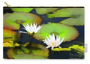 Lily Pond Bristol Rhode Island Carry-all Pouch