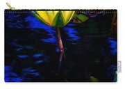 Lily Reflection Carry-all Pouch by Nick Zelinsky