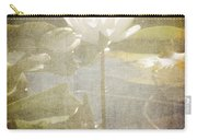 Lily Reflections Carry-all Pouch