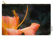 Lily Showing Pistil And Anthers Carry-all Pouch
