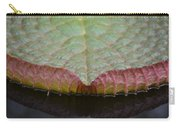 Lilypad Abstract Carry-all Pouch