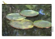 Lilypad Quads Carry-all Pouch
